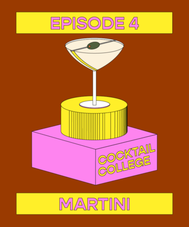 Cocktail College: How to Make the Perfect Martini