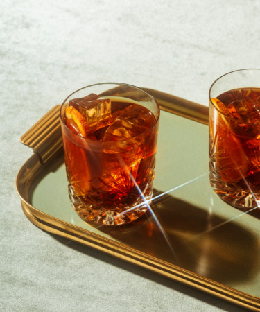 3 Tanqueray Negroni Riffs and How to Pair Them