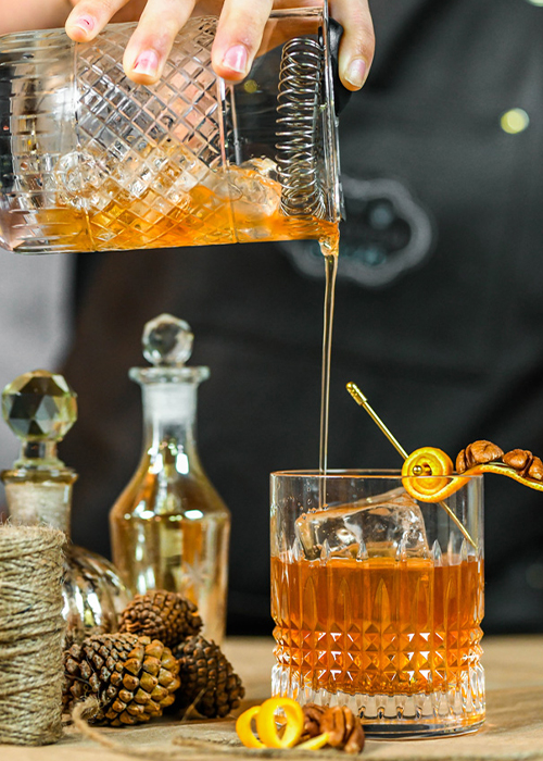 The Butter Pecan Old Fashioned recipe