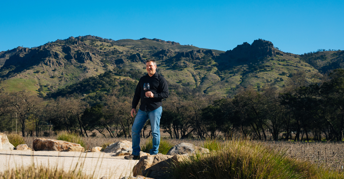 The Evolution of Stag's Leap Wine Cellars
