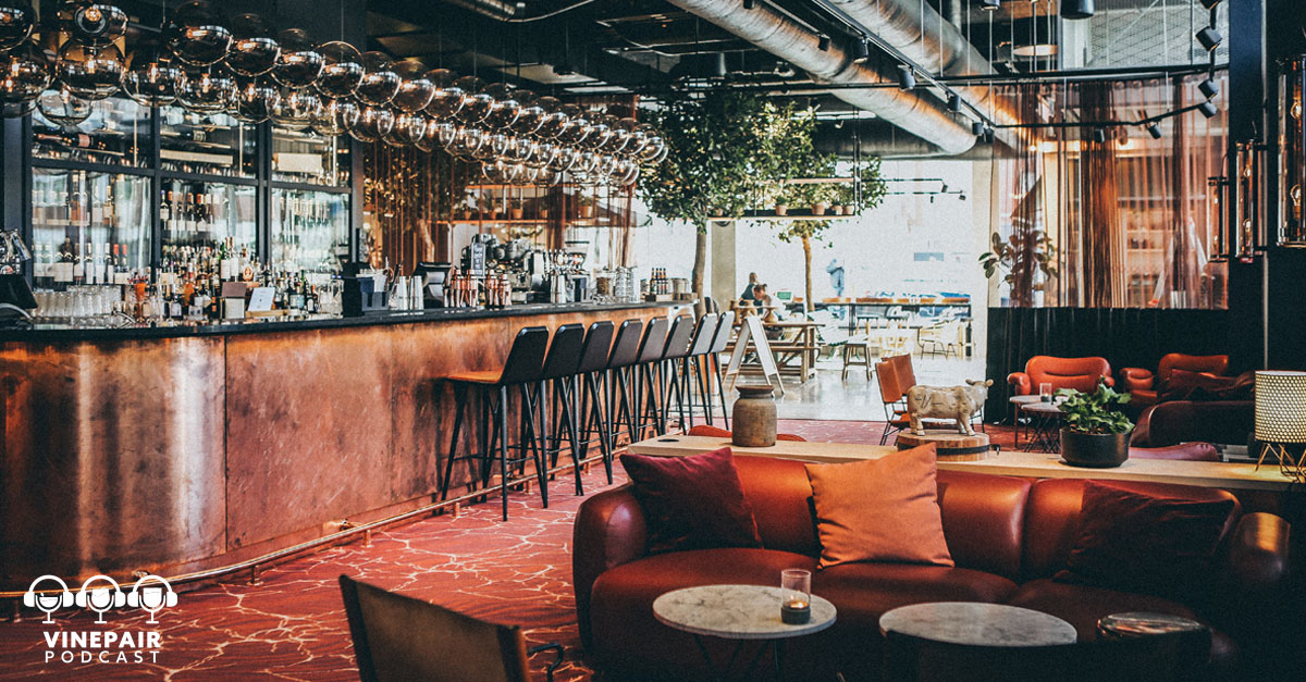 VinePair Podcast: How the Hotel Bar Went From Tragic to Trendy