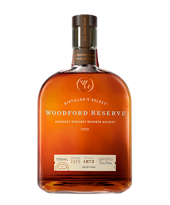 Woodford Reserve is a great bourbon for beginners.