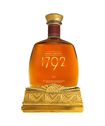 1792 Small Batch Bourbon is one of the most underrated bourbons of 2021.