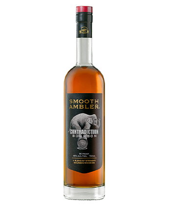 Smooth Ambler Contradiction is one of the most underrated bourbons of 2021.