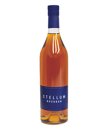 Stellum Bourbon is one of the most underrated bourbons of 2021.