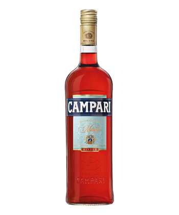 Campari is one of the Best Liqueurs for Your Bar Cart