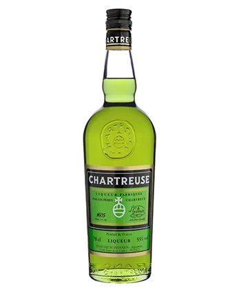 Chartreuse (Green and Yellow) is one of the Best Liqueurs for Your Bar Cart