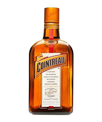 Cointreau is one of the Best Liqueurs for Your Bar Cart