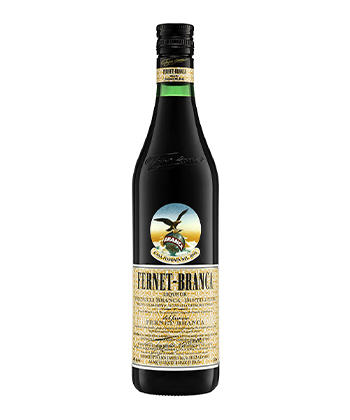 Fernet Branca is one of the Best Liqueurs for Your Bar Cart