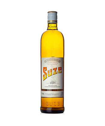 Suze is one of the Best Liqueurs for Your Bar Cart